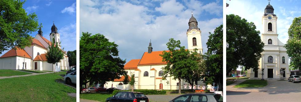 Kostel Nanebevzetí Panny Marie ve Velkých Pavlovicích